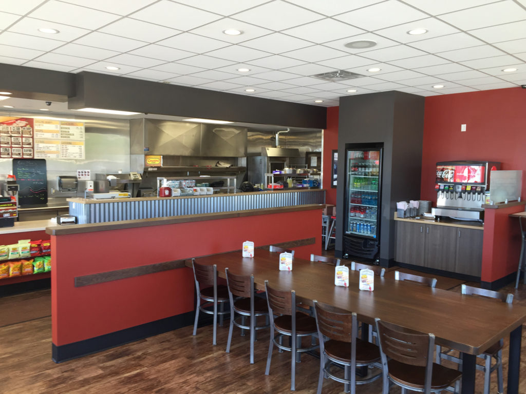 Cousins Subs – multiple locations