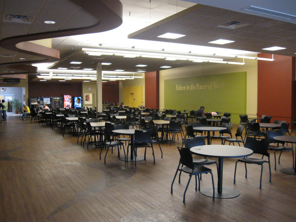 Goodwill Cafeteria