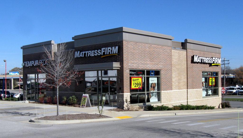 Mayfair Road Retail Buildings