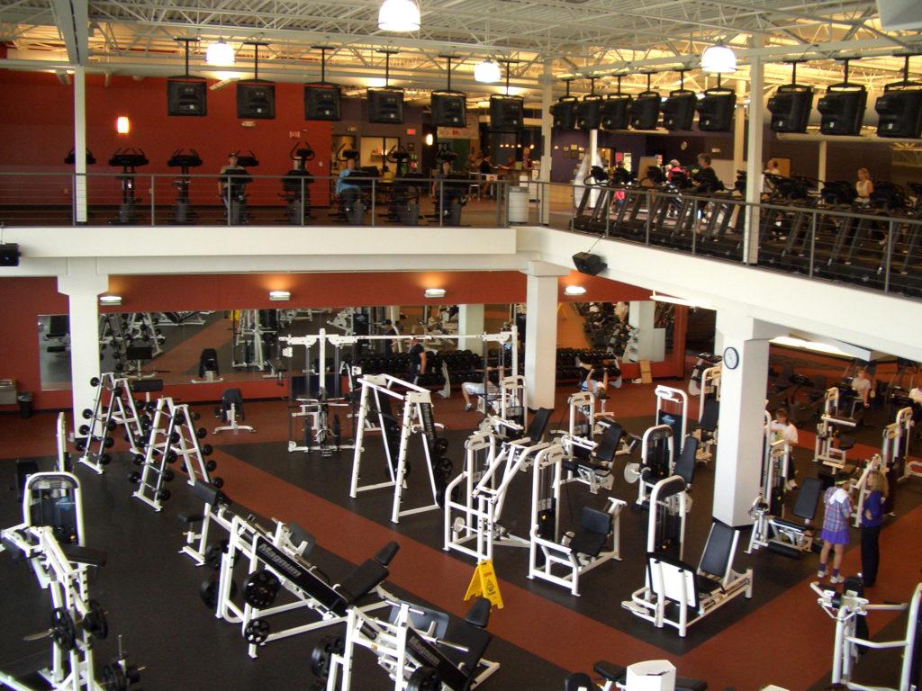 Motion Fitness & Raquet Club