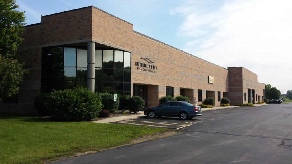 Prairie Commerce Center