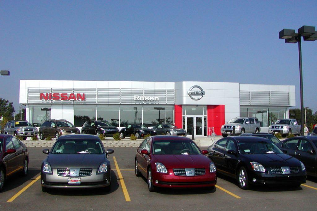 Rosen Nissan