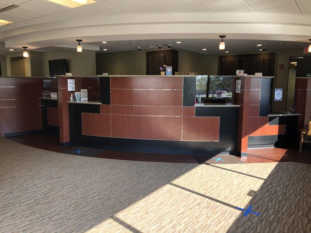 Marine Bank - multiple locations