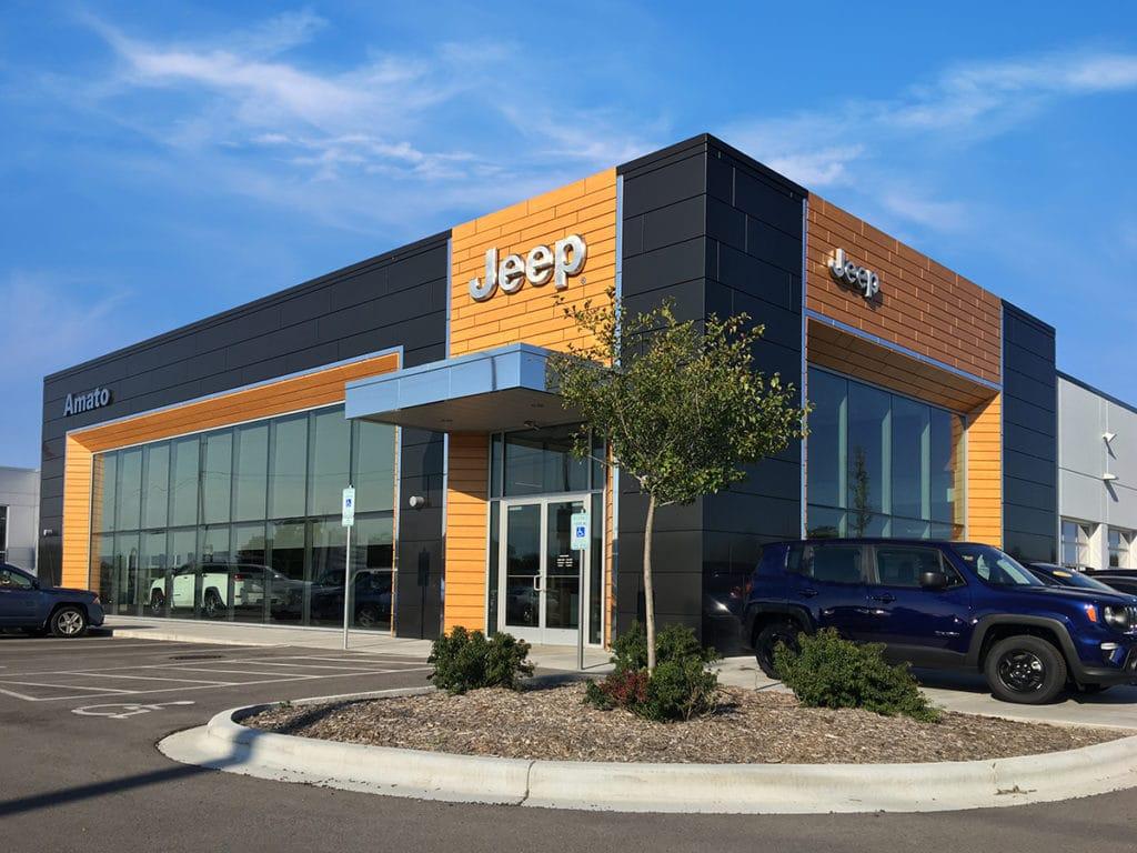 Amato Jeep