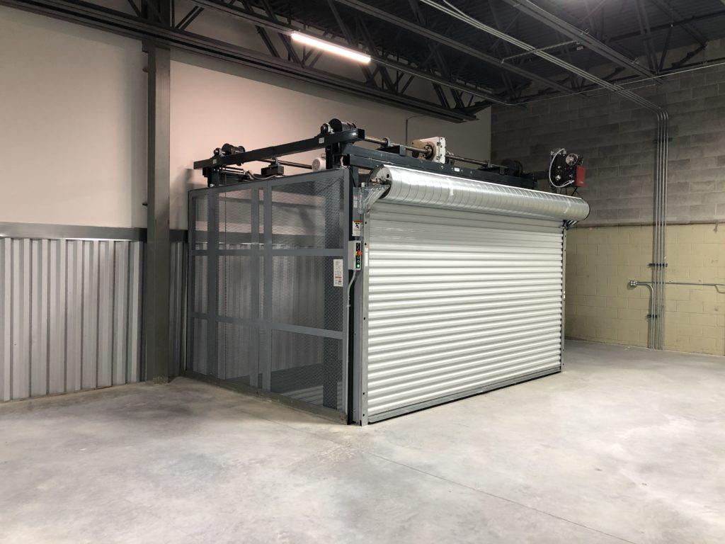 House of Harley Storage Addition